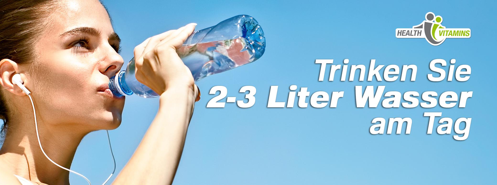 Trinken Sie zu wenig? - Untergewicht - Zunehmen Blog..
